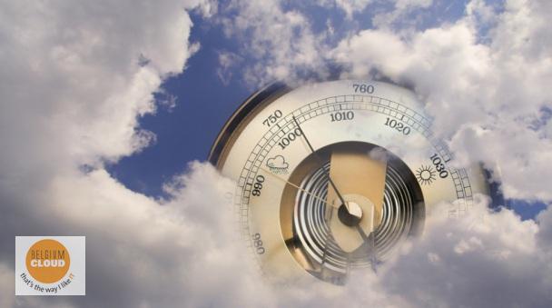 De Belgium Cloud Barometer – Editie 2016