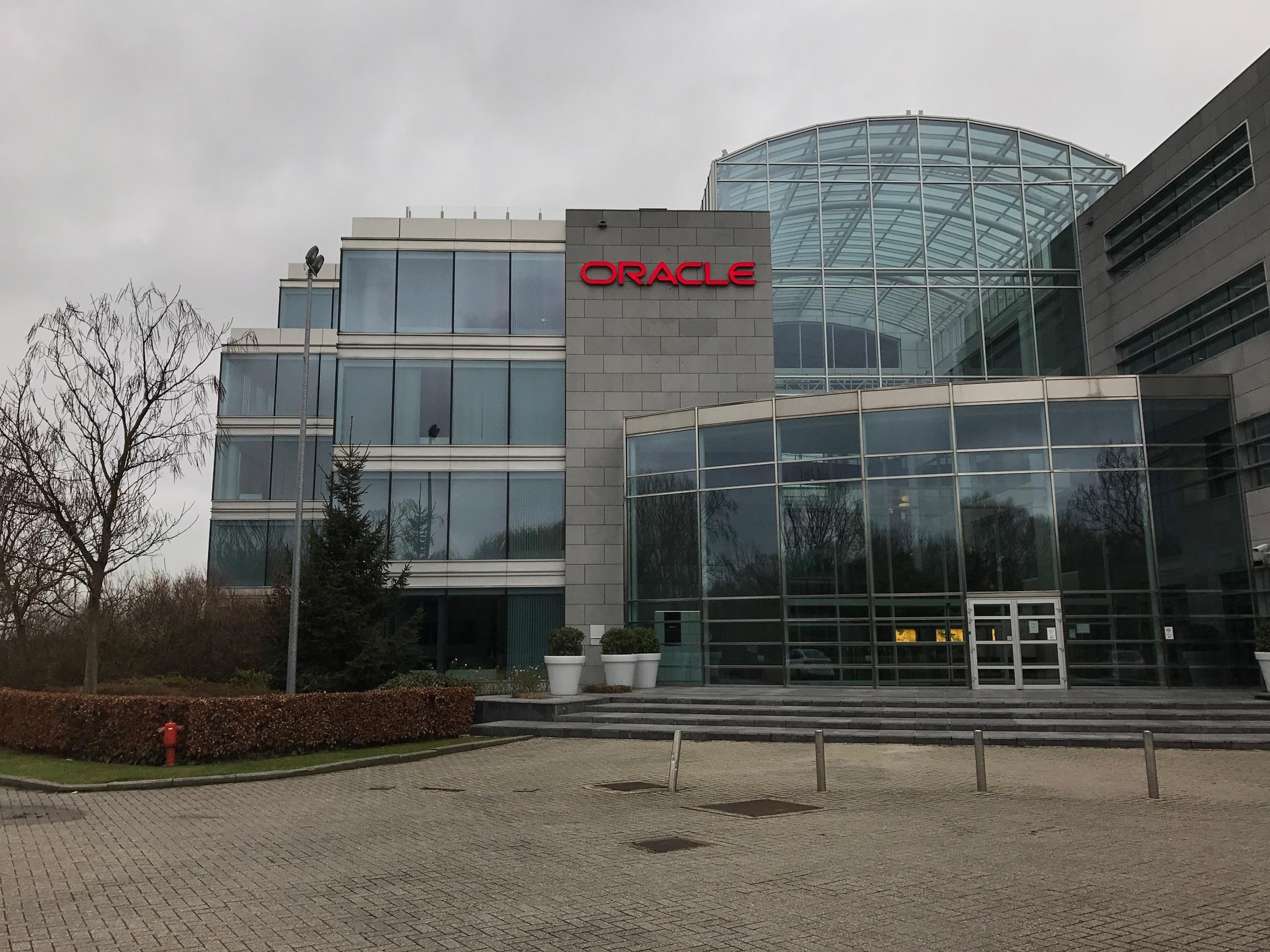 Jan Ronsse: 'Oracle zet vol in op de cloud'