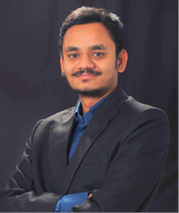 Bhupendra Shirsath, Digital Marketing Executive bij Allied Market Research (bron: Allied Market Research)