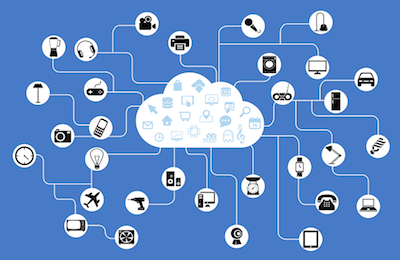 Internet of Things (bron: Pixabay)