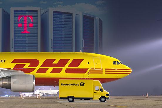 Deutsche Post DHL en T-Systems verlengen samenwerking (bron: T-Systems)