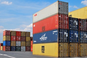 Containers (bron: Pixabay)