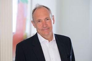 Sir Tim Berners-Lee (bron: W3.org)