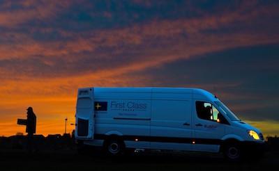 Logistiek dienstverlener Night Star Express gaat met Zetes de bestaande 'proof of delivery' oplossing ZetesChronos moderniseren (bron foto: Zetes)