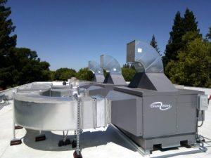 De Amerikaanse hostingprovider Datacate zet koeltechnologie van het Australische Climate Wizard in (bron foto: Datacate)