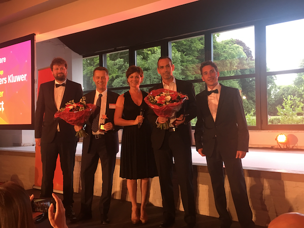 Exact wint de Smart Business Award (bron foto: Exact)