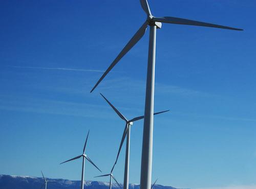 Windenergie (bron: FreeImages.com/Steve Ralston