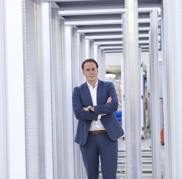 Christiaan van Terheijden, CEO van Minkels (bron foto: Minkels)