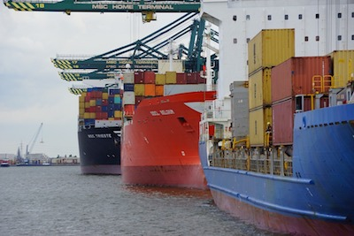 De Haven van Antwerpen (bron foto: Pixabay / HesselVisser)