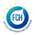 Het EVERYWH2ERE project staat onder leiding van de Europese Fuel Cells and Hydrogen Joint Undertaking