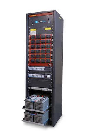 De ZincFive UPS Model 48-3-208