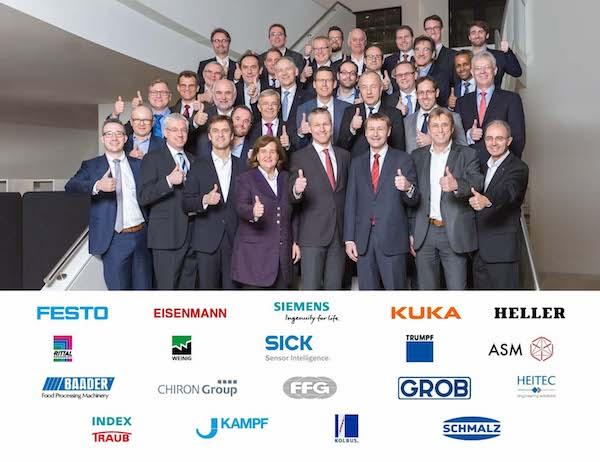 Bijna 20 industriële ondernemingen maken deel uit van de nieuwe wereldwijde gebruikersorganisatie MindSphere World (bron foto: Rittal)