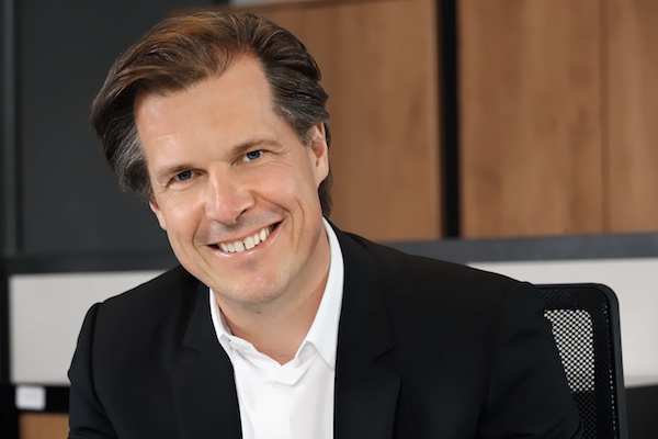 Robbert Bouchard is benoemd tot Chief Executive Officer van Econocom Group (bron foto: Econocom Group)