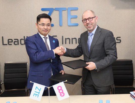 ZTE gaat de 'mobile core' van VOO virtualiseren en het netwerk digitaal transformeren (bron foto: ZTE)